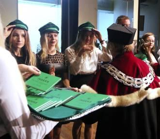 Uniwersytet Przyrodniczy rozpoczął nowy rok akademicki (ZDJĘCIA)