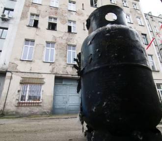 Tragiczny pożar we Wrocławiu. Dwie osoby nie żyją. [CO BYŁO PRZYCZYNĄ?]