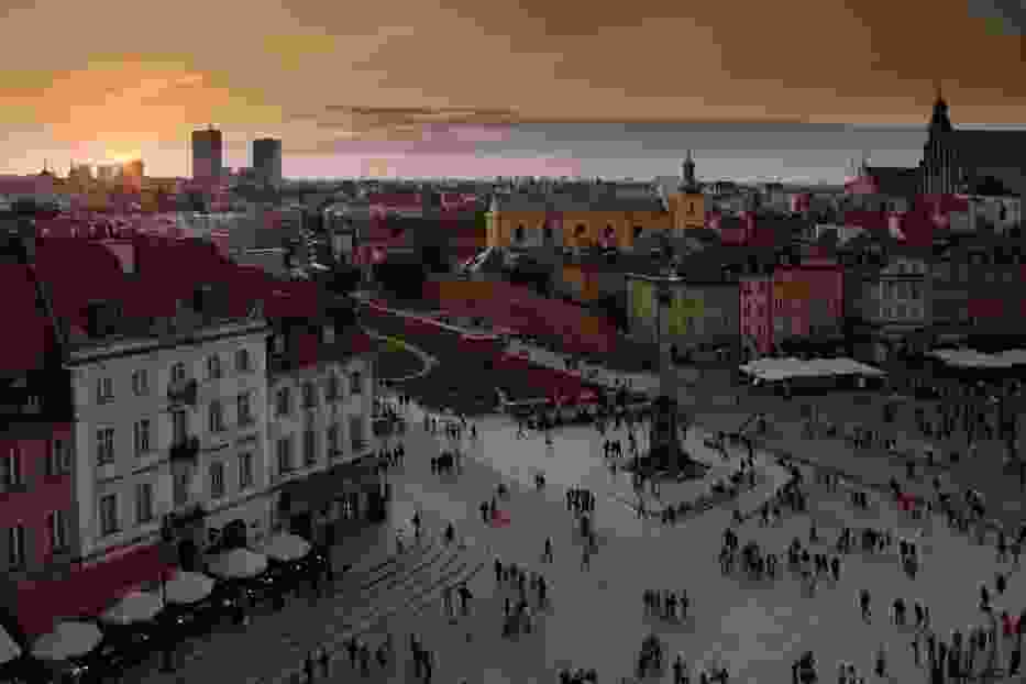 7. Warszawa ma jeszcze jeden rynek