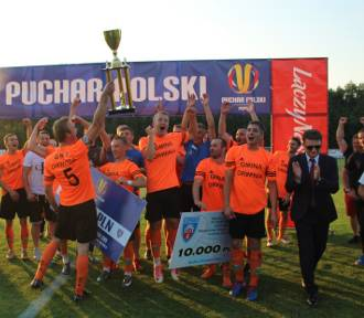Regionalny Puchar Polski. GKS Drwinia broni trofeum