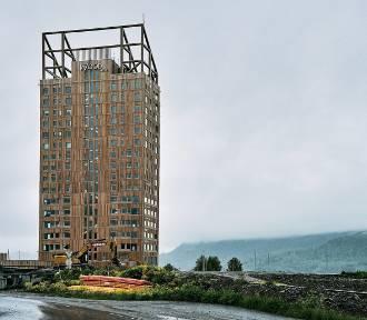 Wieżowce z drewna istnieją naprawdę. Zobacz, jak niesamowicie się prezentują