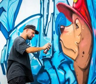 Familia Graff Jam! Wielkie malowanie na kwidzyńskiej strzelnicy