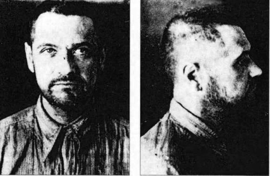 Eugeniusz Bodo w więzieniu