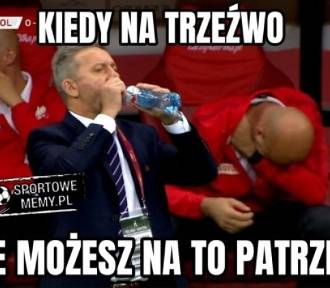 Polska - Austria 0:0 [MEMY PO MECZU] Kibice mają dość tak słabej gry reprezentacji Brzęczka