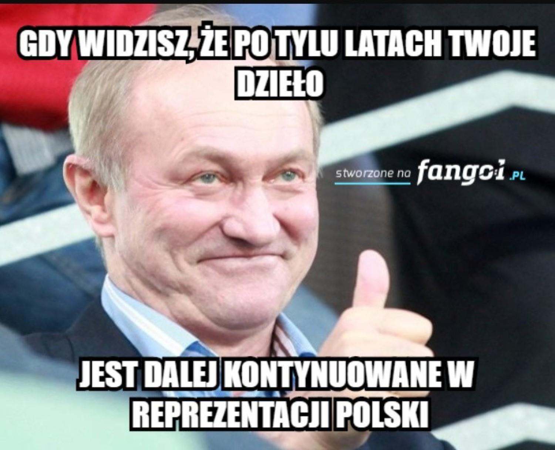 Memy po meczu Polska - Austria