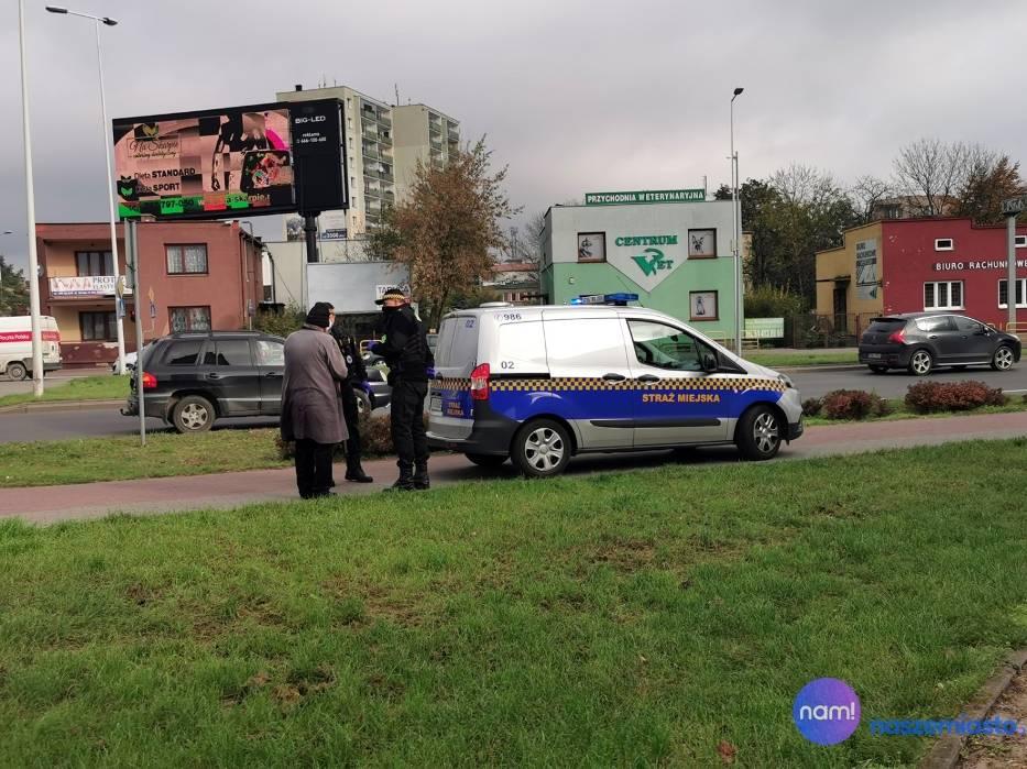 Udają chorych i wyciągają pieniądze na skrzyżowaniach we Włocławku