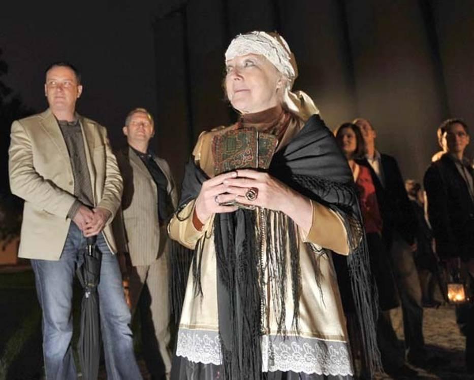 Stefania Dyduch świetnie wypada w roli Żony Piwowara