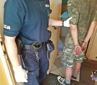 Wałbrzych: Wpadł w ręce policjantów podczas włamywania się do samochodu!