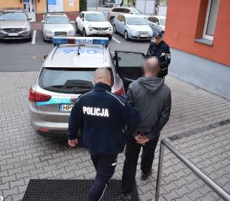 Wolsztyn. 36-latek zatrzymany za włamania do samochodów