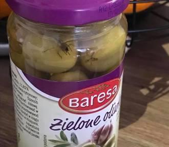 Kupili w Lidlu oliwki z gratisem: żywym pająkiem! (ZDJĘCIA)