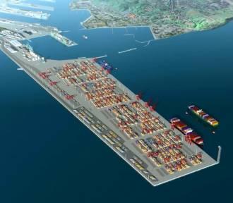 Port Zewnętrzny wyniesie Gdynię na wyższą półkę [wizualizacja]