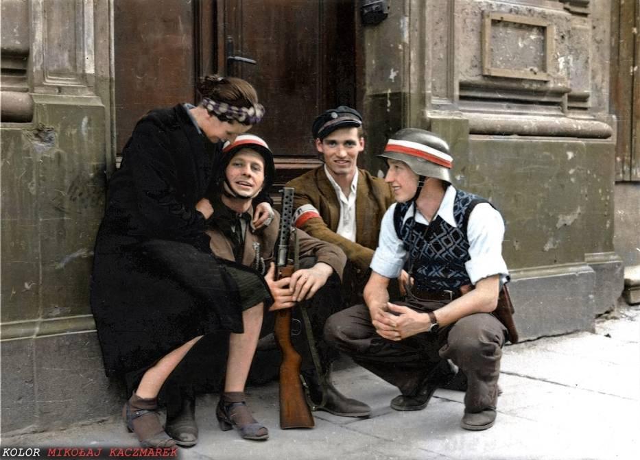 Powstanie Warszawskie1944