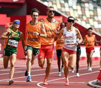 Paraolimpiada: Polacy byli o krok od kolejnego medalu