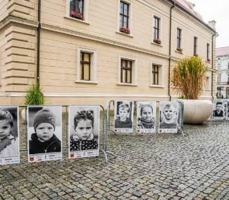 100 twarzy Świebodzina na 100-lecie odzyskania niepodległości. Wyjątkowa wystawa na rynku