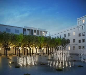 Miasto dołoży do rewitalizacji placu św. Sebastiana w Opolu