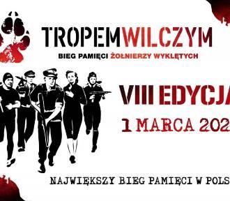 """Bieg """"Tropem Wilczym"""" w Kole, 01.03.2020"""