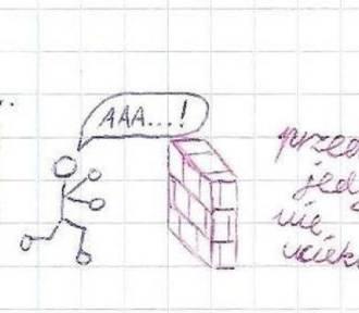 Nauczyciel płakał, jak sprawdzał. Oto przeboje z kartkówek szkolnych (ZOBACZ MEMY)