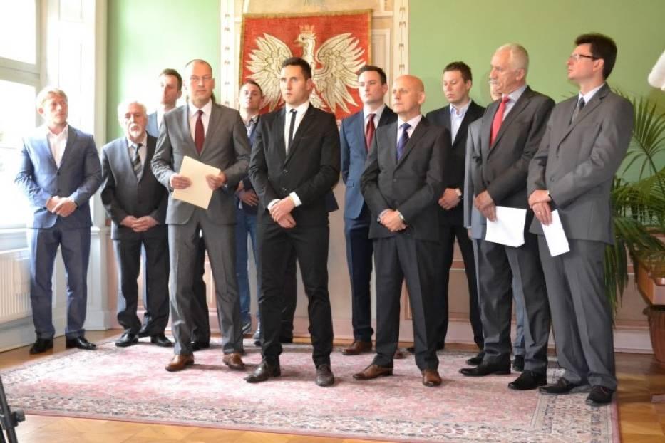 Kandydaci na prezydenta Wejherowa