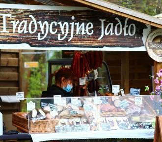 Uczta dla miłośników ogrodu i zdrowego jedzenia w Parku Kolibki
