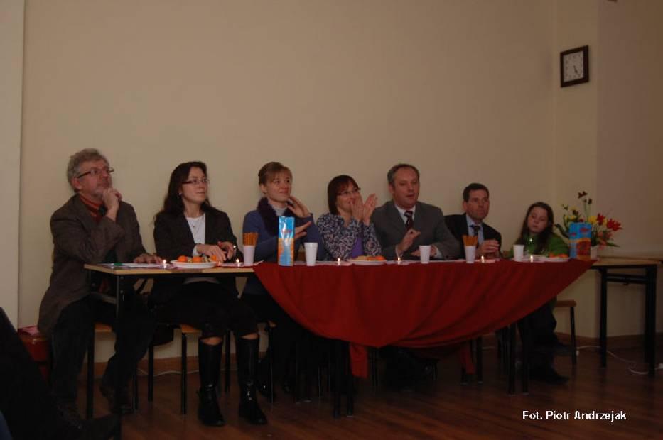 Członkowie jury