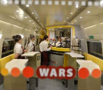"""Od przyszłego roku w pociągach PKP Intercity """"Wars"""" obowiązkowy!"""