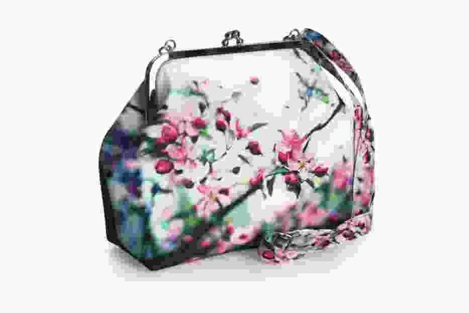 Mini torebka z nadrukiem