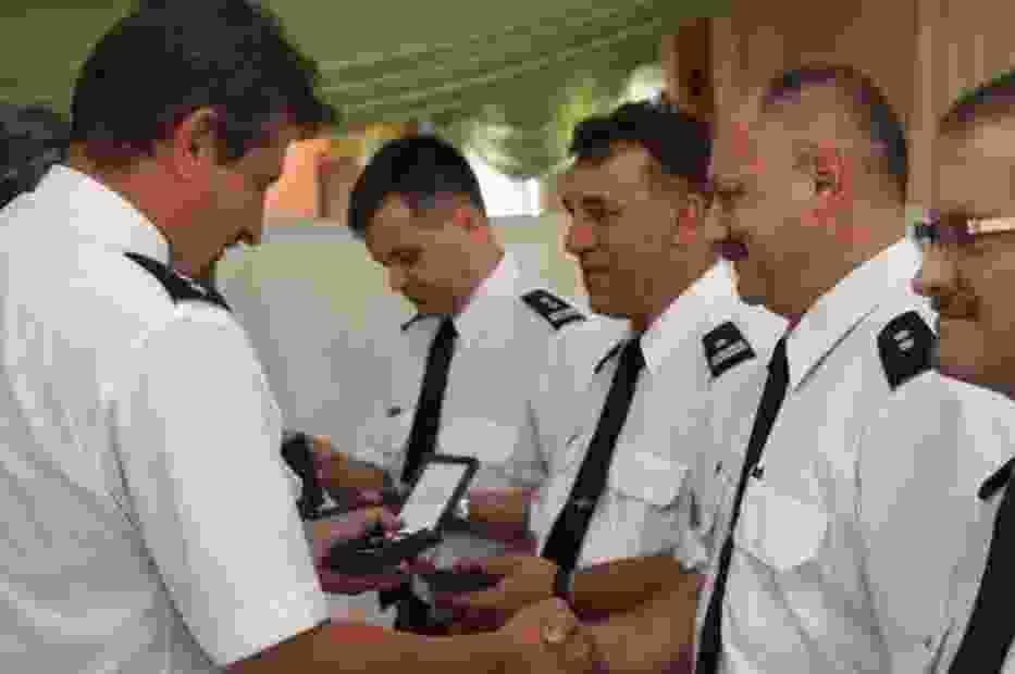 Miasto wyróżniło 488 pracowników stołecznej policji