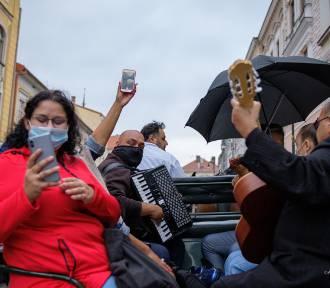 Rozpoczął się XXI Międzynarodowy Tabor Pamięci Romów 2020 [ZDJĘCIA]