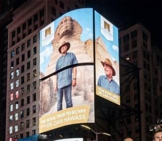 Dzieło gdyńskiego fotografa zdobi Times Square