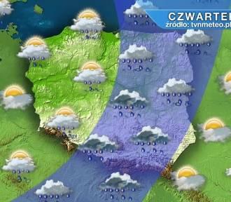 Pogoda na czwartek, 16 września. Nadchodzi ochłodzenie i deszcz