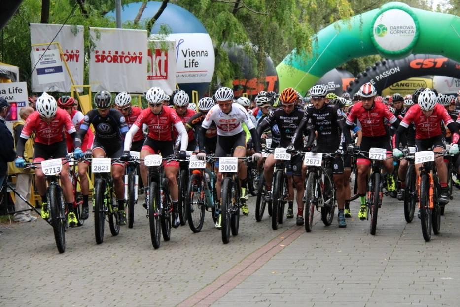 Vienna Life Lang Team Maraton w Dąbrowie Górniczej
