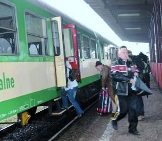 Pociągi. Będzie więcej bezpośrednich połączeń z Grudziądza do Gdańska i Olsztyna