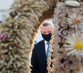 Andrzej Duda: Na pierwszym miejscu jest byt rolnika