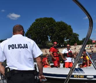 Policja Śrem będzie rozmawiać z dziećmi o bezpiecznym wypoczynku nad wodą
