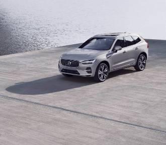 Facelift modelu XC60 – bestseller Volvo stał się jeszcze bardziej inteligentny