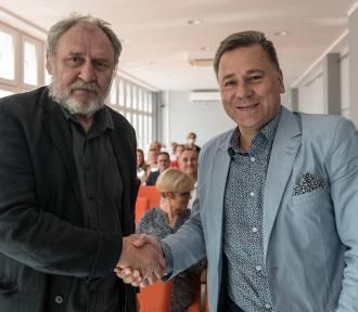 Spotkanie z Andrzejem Grabowskim