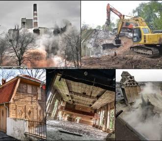 Zobacz, jakie zabytki techniki zniknęły z krajobrazu Wrocławia przez ostatnie 20 lat [ZDJĘCIA]
