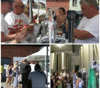 Open Craft Festiwal w Szkaradowie przyciągnął rzesze amatorów piw rzemieślniczych [ZDJĘCIA