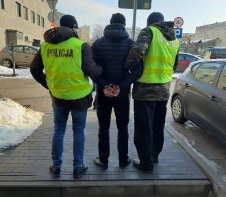 Terroryzował mieszkańców kamienicy w centrum Łodzi