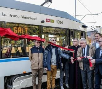 Trzej gdańscy przedwojenni księża-męczennicy patronami tramwajów