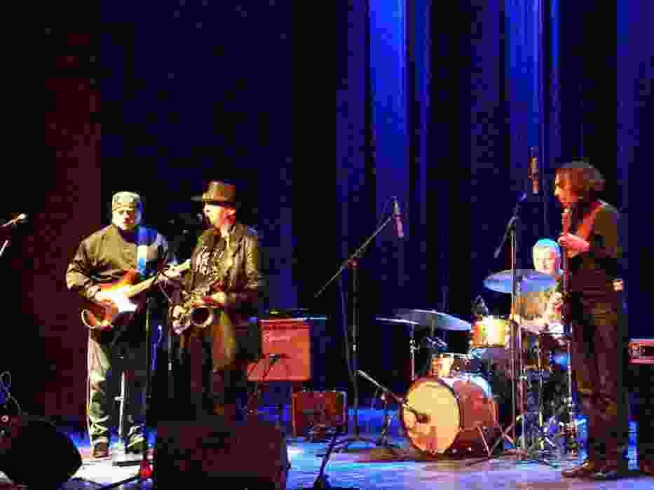 """BeCeKowy koncert był prezentacją najnowszej płyty Jarek Śmietana i Wojtek Karolak Band - """"I Love the Blues"""""""