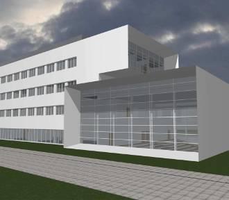 Rozpoczęła się rozbudowa Wydziału Matematyki, Fizyki i Informatyki UG