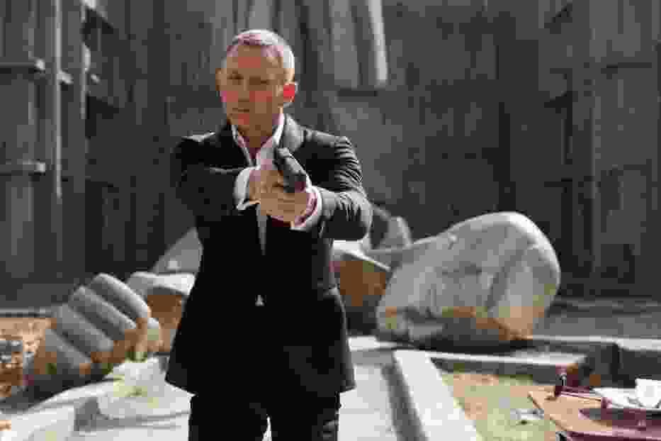 """James Bond w filmie """"Spectre"""" będzie pił polską wódkę"""