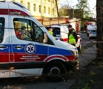 Bilans tragicznego wypadku na ul. Metalowej w Szczecinie. Dzieci nadal w szpitalach