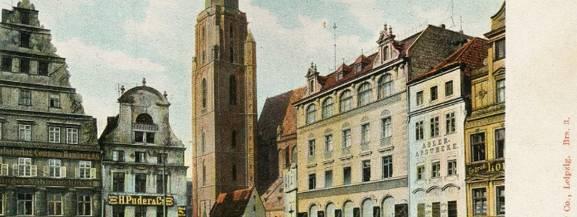 Rynek, część północno-zachodnia