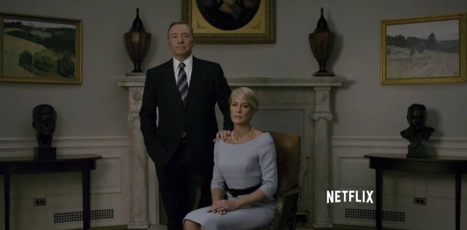 """Co się będzie działo w sezonie """"House of Cards""""? Zobaczcie sami [wideo]"""