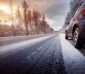 Uwaga, kierowcy! Ostrzeżenie meteorologiczne o oblodzeniu dróg!