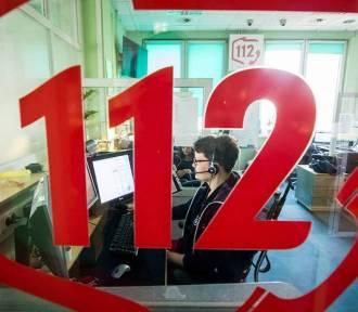 Zadzwoniła na 112 z prośbą o pomoc. Została zatrzymana przez policjantów!