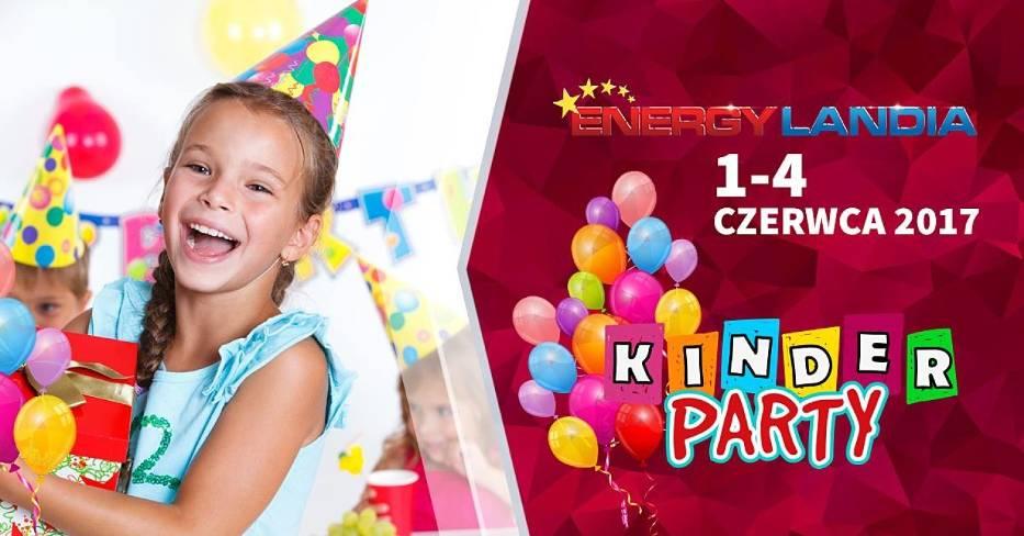 Kinder Party Energylandia