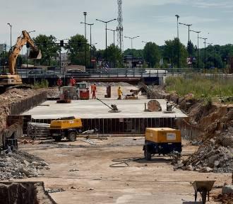 Budowa podziemnej drogi w NCŁ. Zobacz ZDJĘCIA